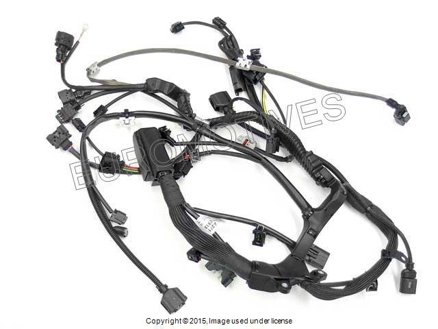 mercedes w203 c230 03 05 engine wiring harness ebay