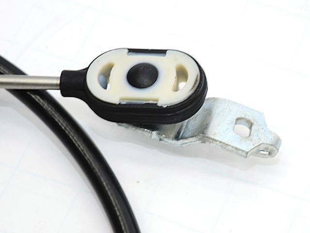 saab 95 02 10 a t shift cable genuine new shifting gear selector wire ebay. Black Bedroom Furniture Sets. Home Design Ideas