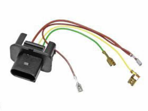 vw beetle 98 05 headlight wiring harness genuine new headlamp headlight wiring harness note not for turbo s