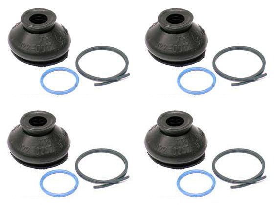 Mercedes Tie Rod End Ball Joint Boot repair KIT (x4) 111 112 113 114 123 124 126 | eBay
