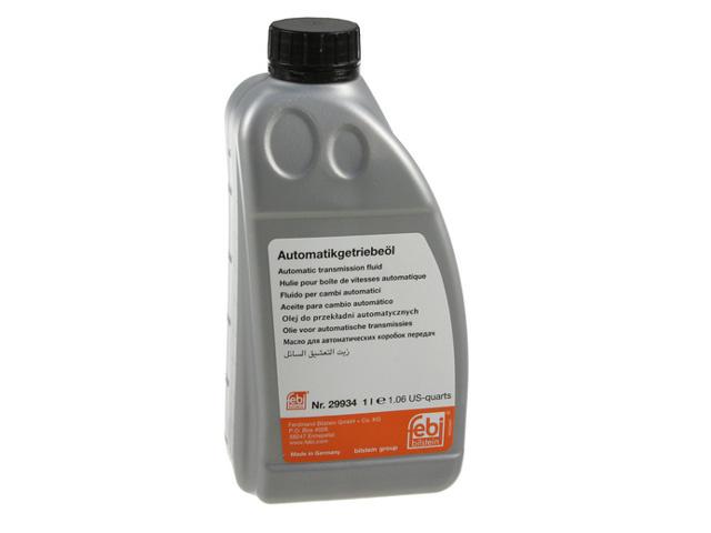 Check Transmission Fluid >> Volvo 2000+ Automatic Transmission Fluid (1 Liter) FEBI code JWS 3309 atf oil | eBay