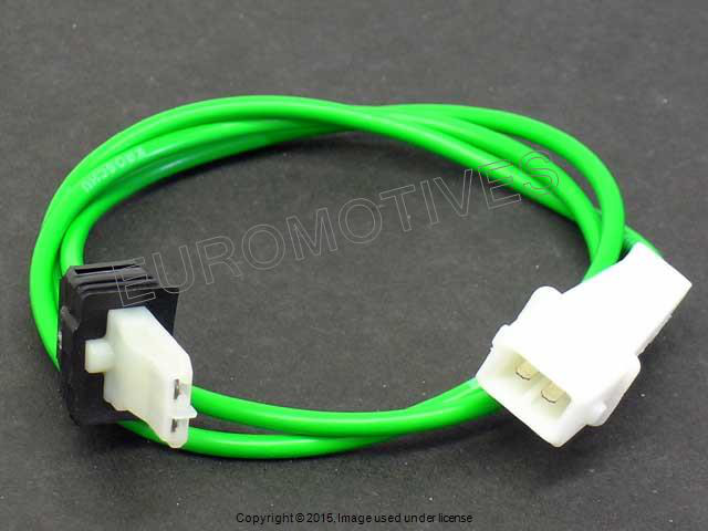 Porsche 928 (78-84) Ignition Distributor Wire (Green) NEW oem cable ...